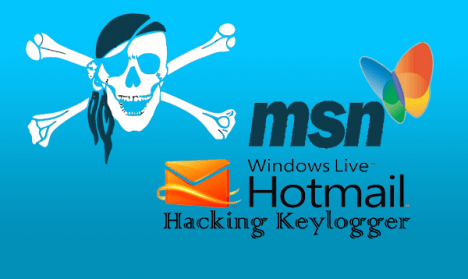 Hotmail Hacking Keylogger