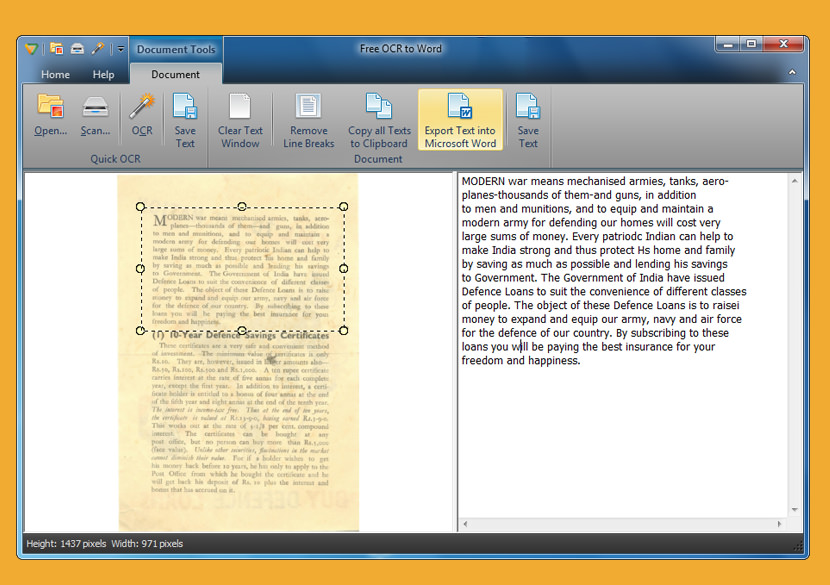 How to Convert Images Documents to Text with Free Optical Character Recognition OmniPage Alternatives With These Free OCR Software