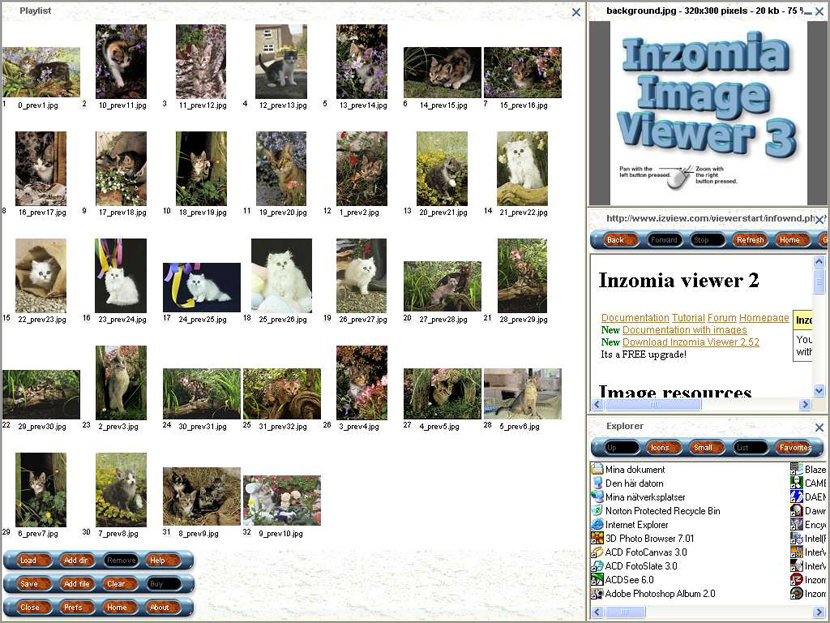 image viewer organizer sort management free download