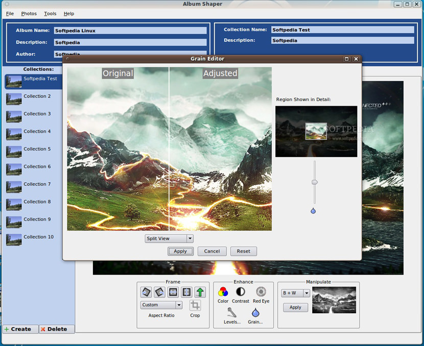 open source free photo organizer download album shaper