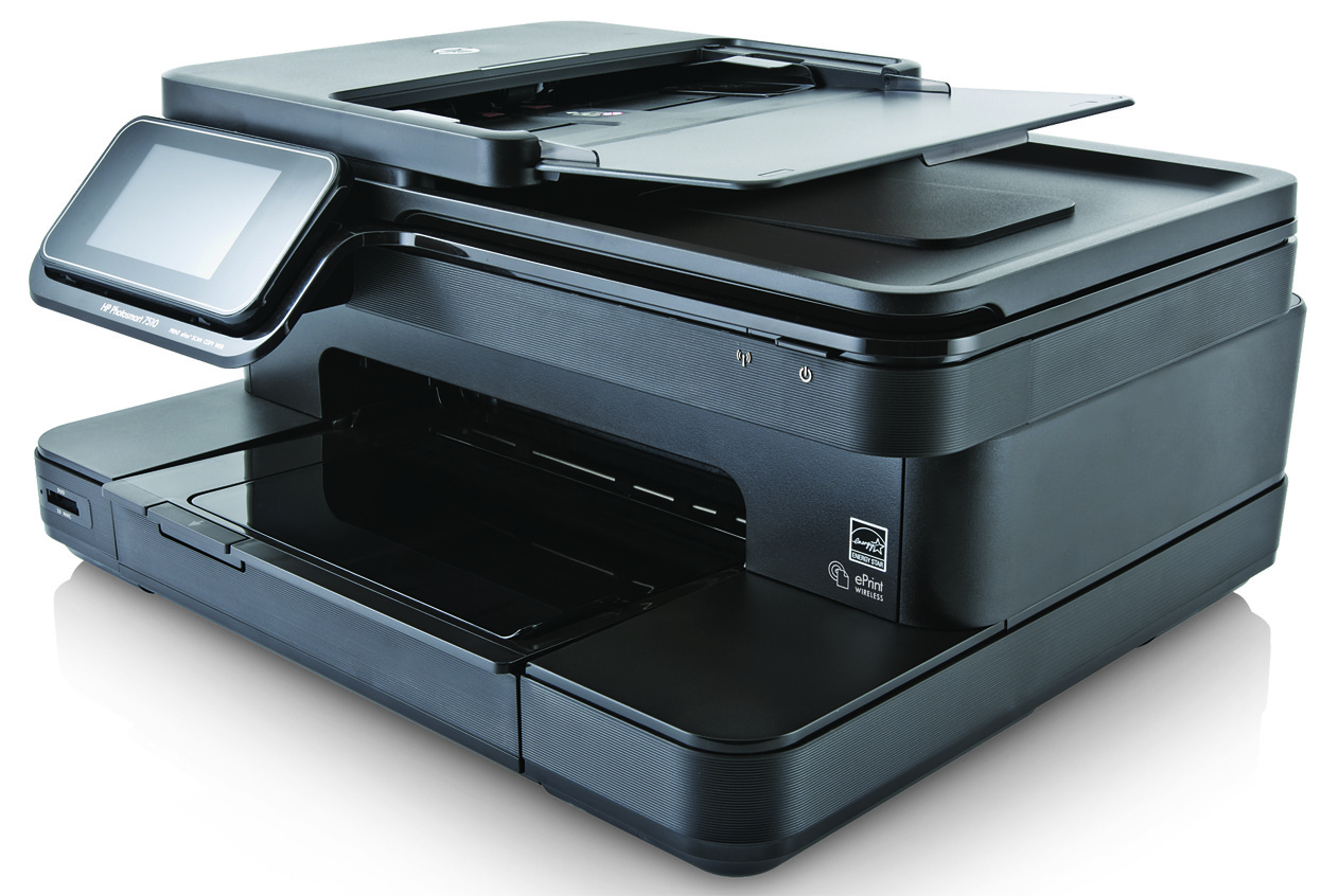 All In One Multifunction Printer Scanner Copier Fax Machine