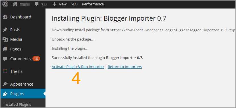 Tutorial - Migrate to WordPress Blog from Google Blogger or Tumblr