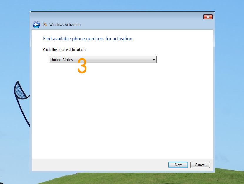 My windows 7 os cannot be activated microsoft community - Activation office 2013 sans telephone ...