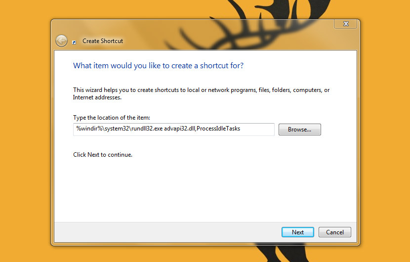 Flush and Free up Windows 7 Memory Cache