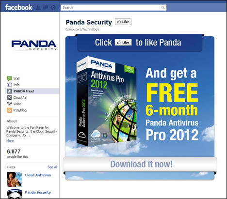 Panda Internet Security 2012 + Panda Antivirus Pro 2012 - 6 ...