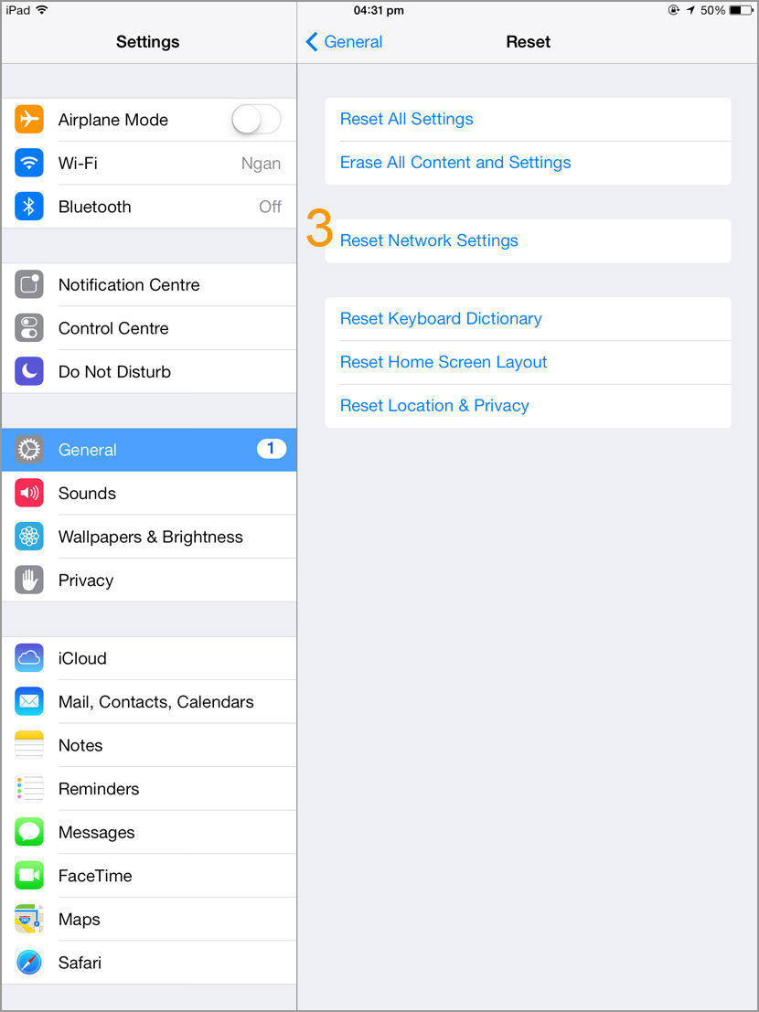 Slow iOS iPhone / iPad Wifi Connection? Reset, Change and Flush DNS Network Cache