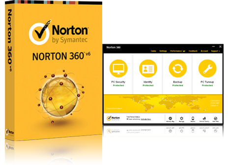Download 30 Days Free Norton 360 Version 6.0 with Serial Number