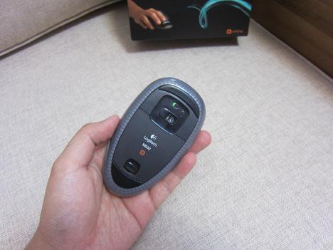 Logitech m600 Touch Mouse Review
