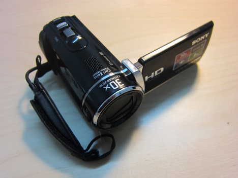 Sony Handycam HDR-CX210E Review