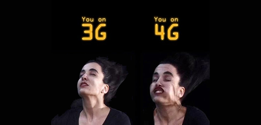 2G Edge vs. 3G vs. 4G LTE Speed Comparison