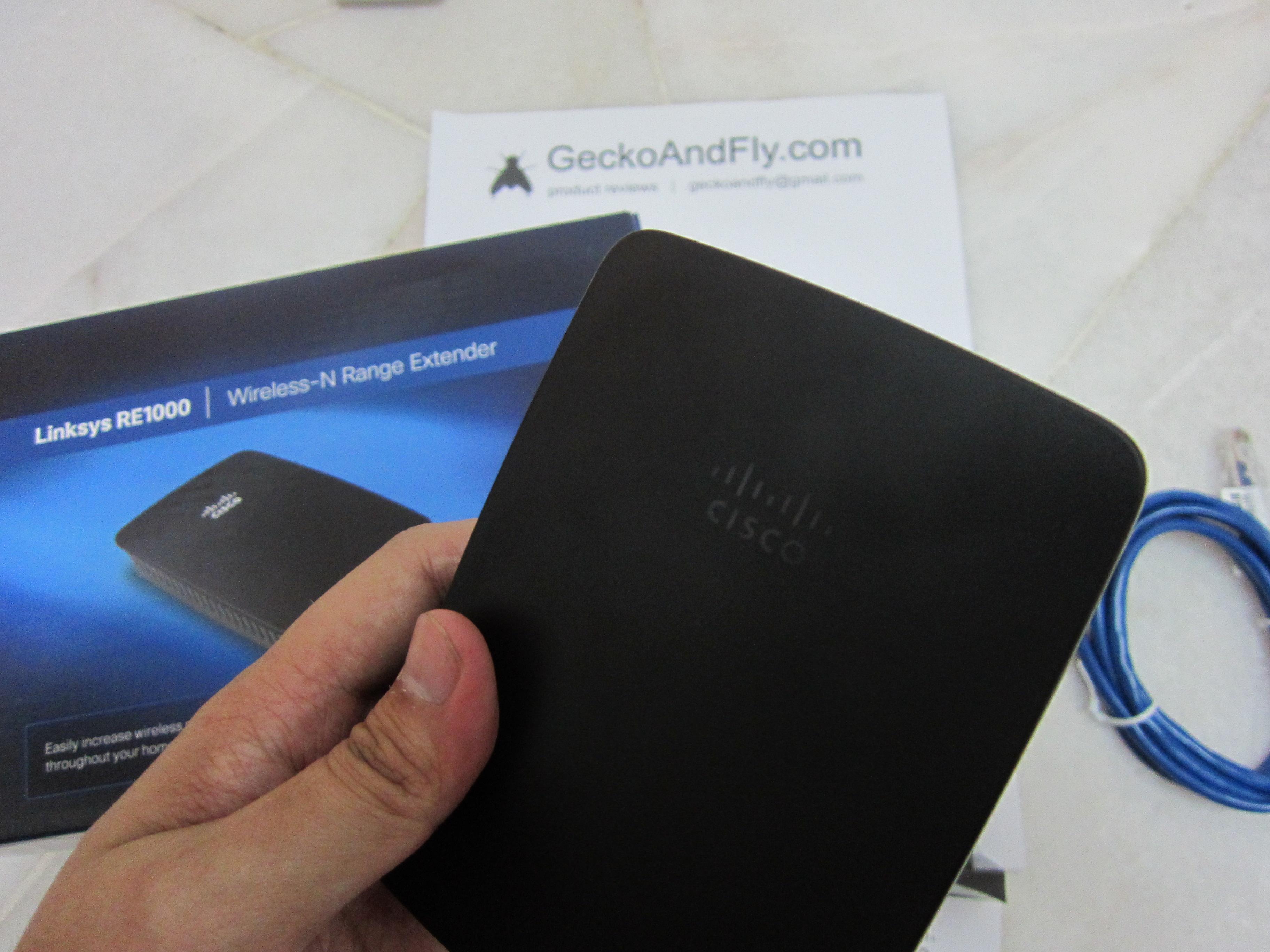 cisco wifi extender re1000 manual