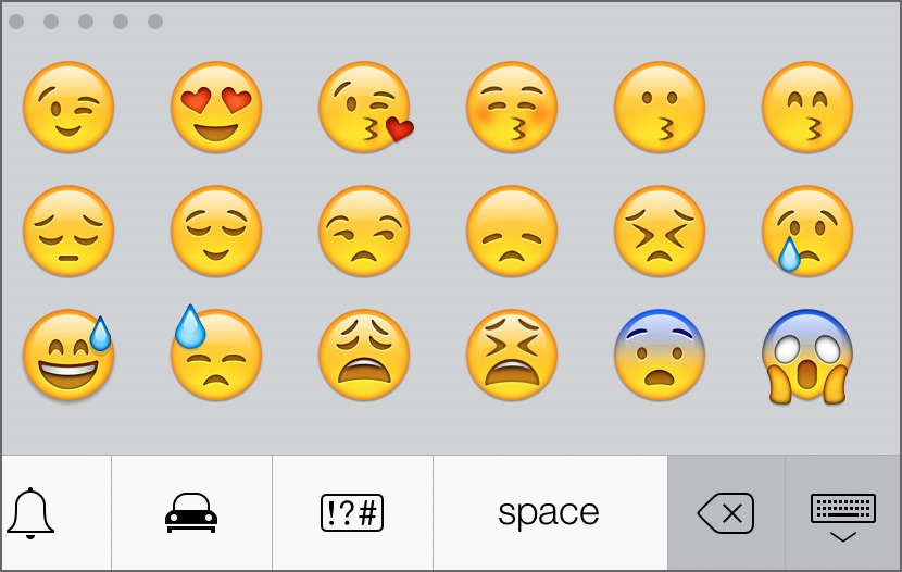 whatsapp emoticons not showing android