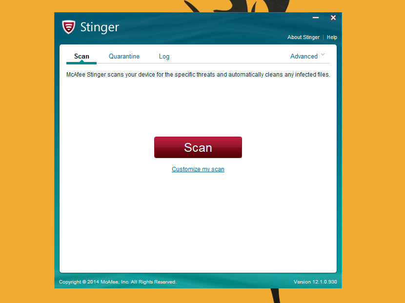 antivirus stinger