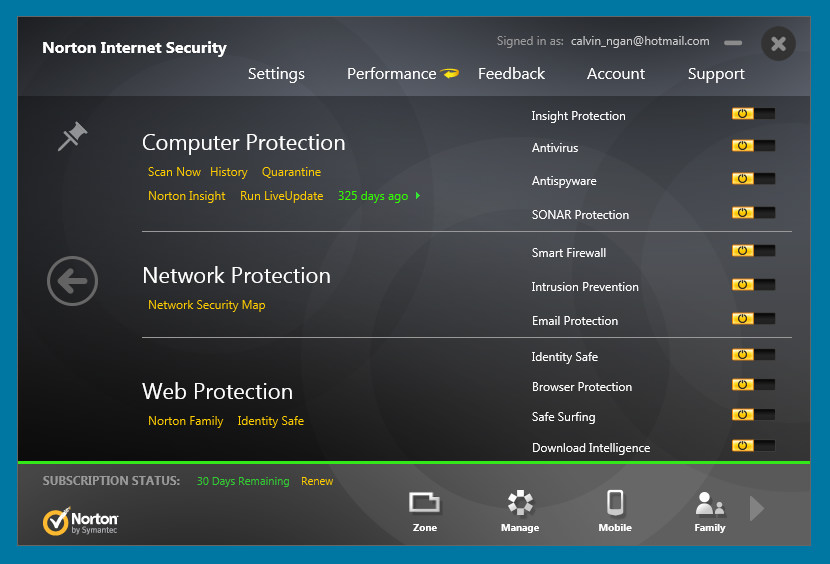 Download free Symantec Norton Internet Security 2014 antivirus 2015 Review product key serial activation