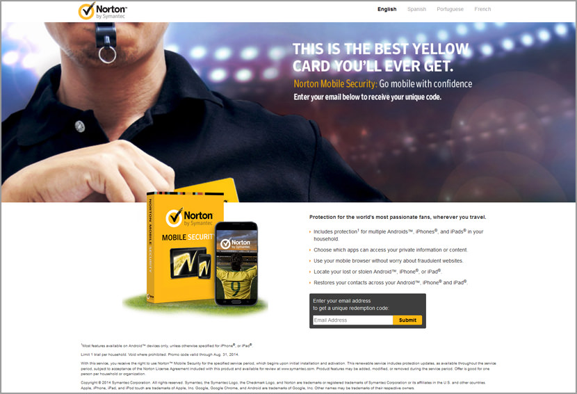 Free Norton Mobile Security Antivirus for Android and iOS