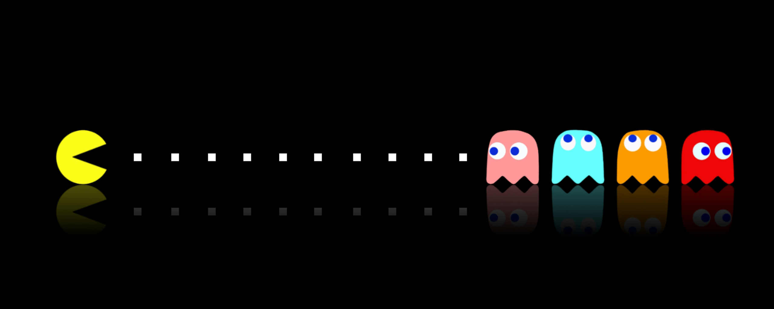 Fantastic Wallpaper Music Dual Monitor - pacman2560x1-24  Gallery_195320.jpg