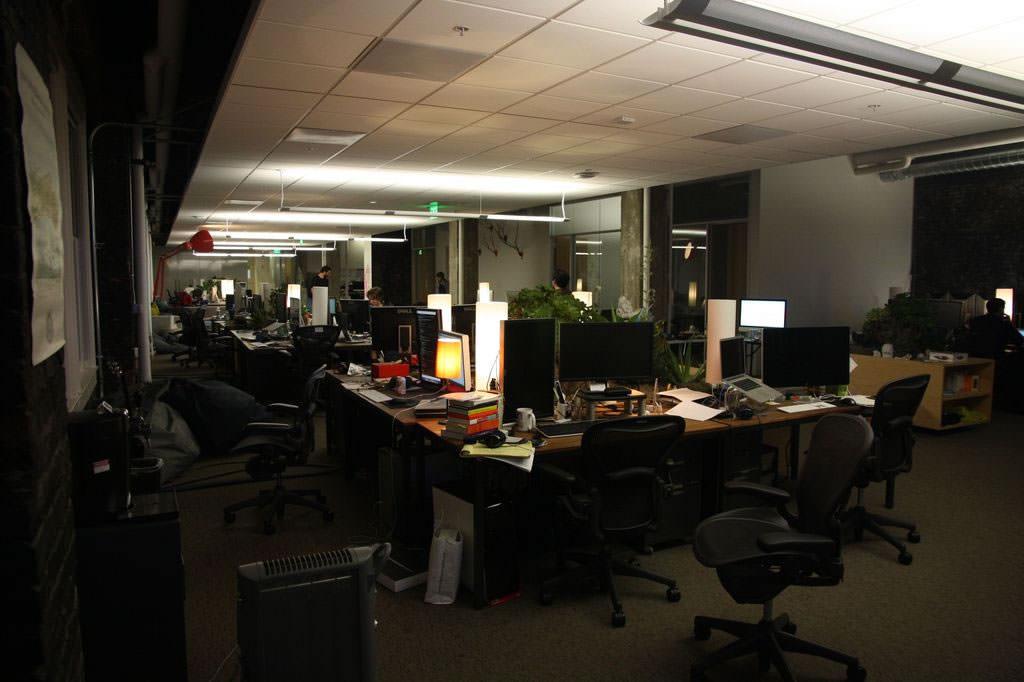 dropbox Creative Interior Design Of Offices