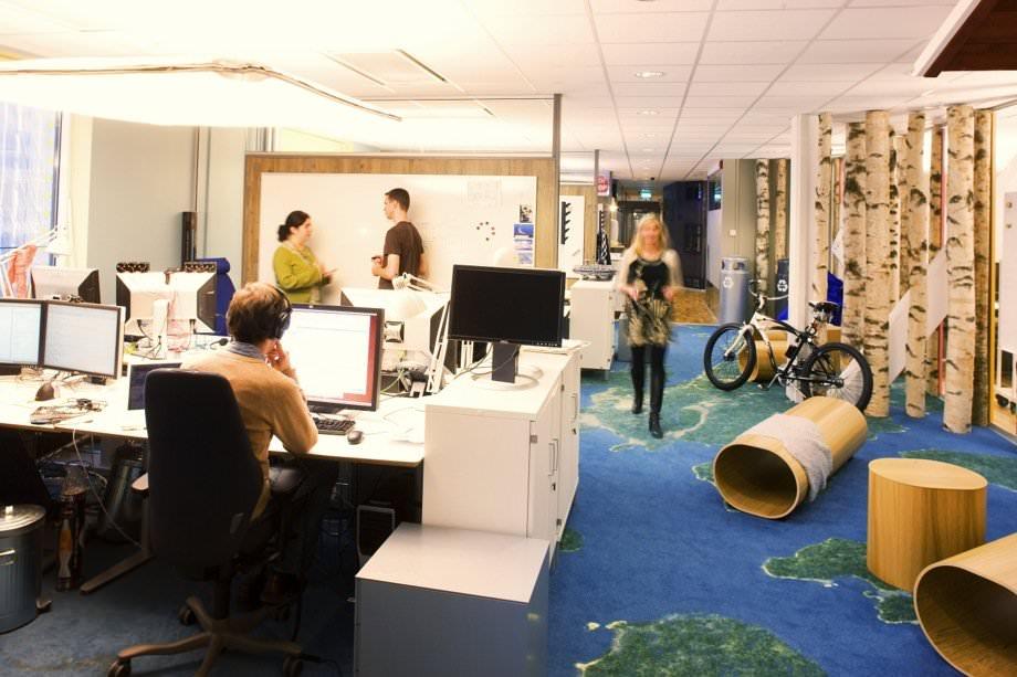 google Creative Interior Design Of Offices