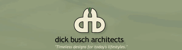dick busch architect logo