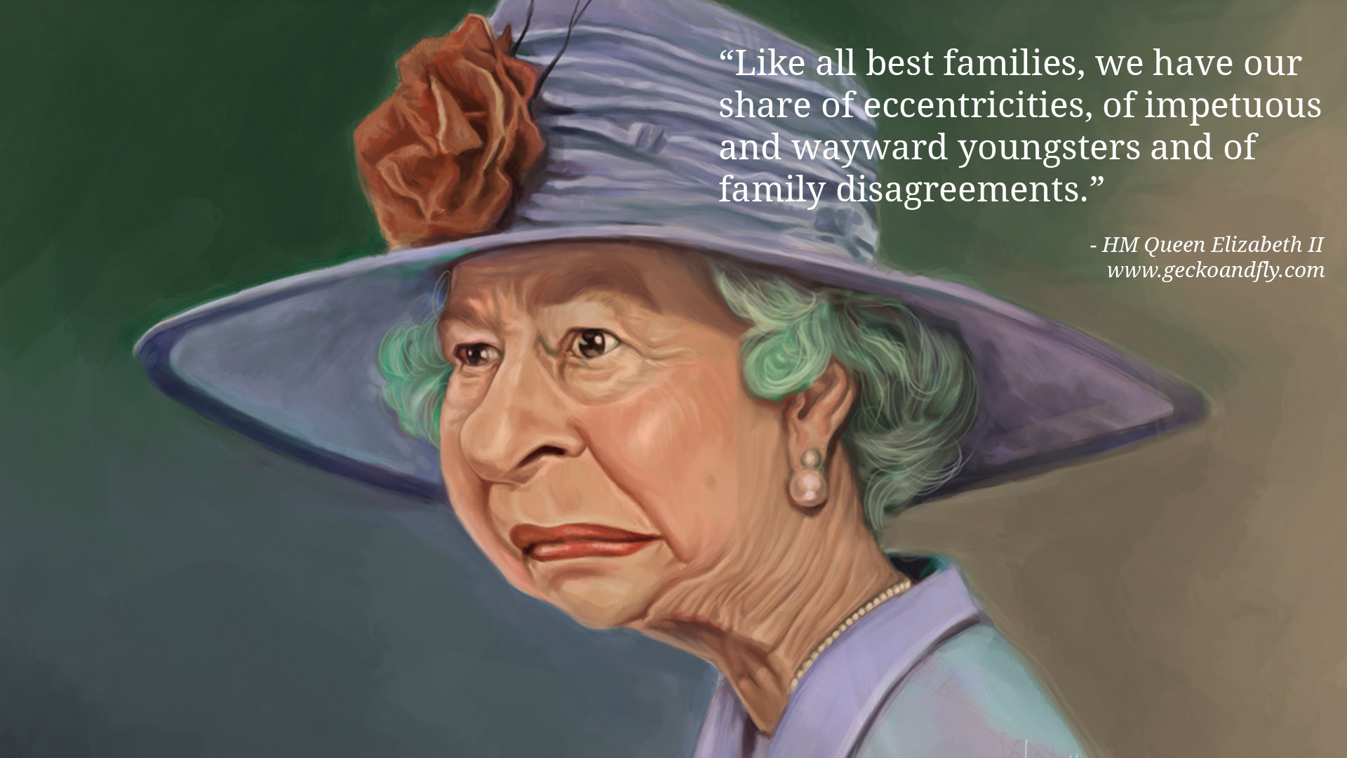 the life of queen elizabeth and her love for her country She also spent time at the country homes of her paternal grandparents, king  george  princess elizabeth's quiet family life came to an end in 1936, when her   an animal lover since childhood, her greatest passions are for horses and  dogs.