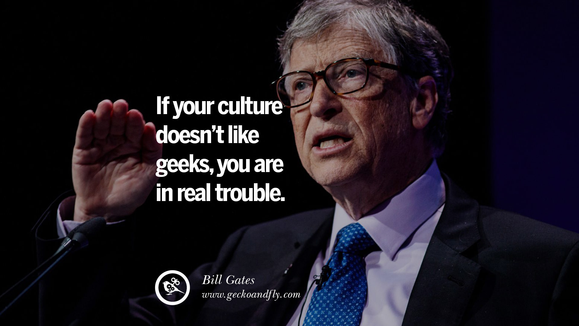 Poor Life Quotes 15 Motivational Bill Gates Quotes On Life's Success  Champyunka
