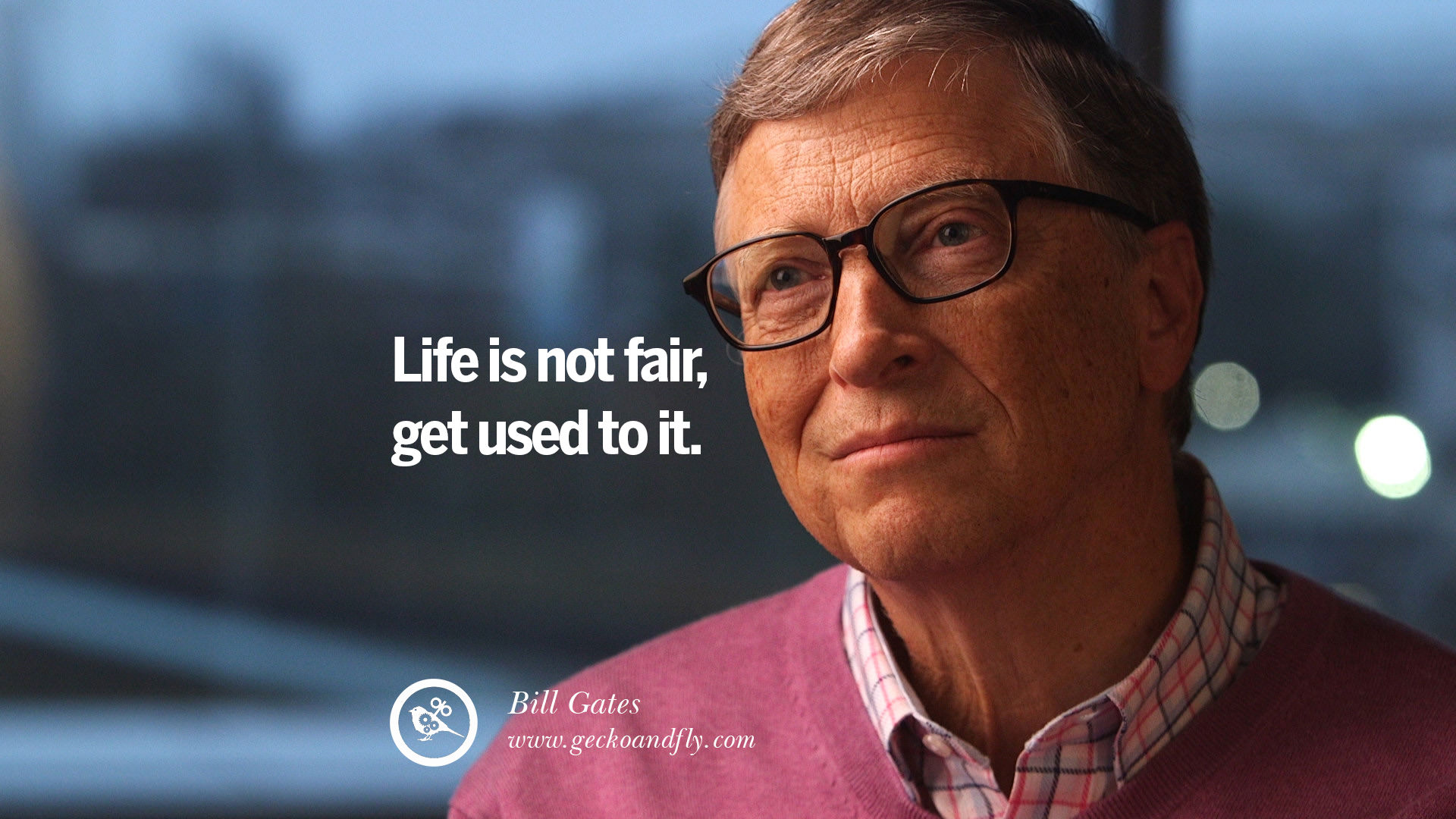 amazing qoutes by bill gates Get quotations and inspiration by bill gates famous quote about actually, making, most, most amazing, people read famous quotes from all over the world.
