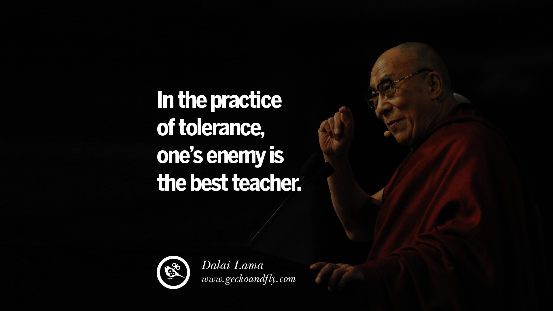 Dalai Lama Quotes On Life 14 Wisdom Quotesthe 14Th Tibetian Dalai Lama  Geckoandfly 2018