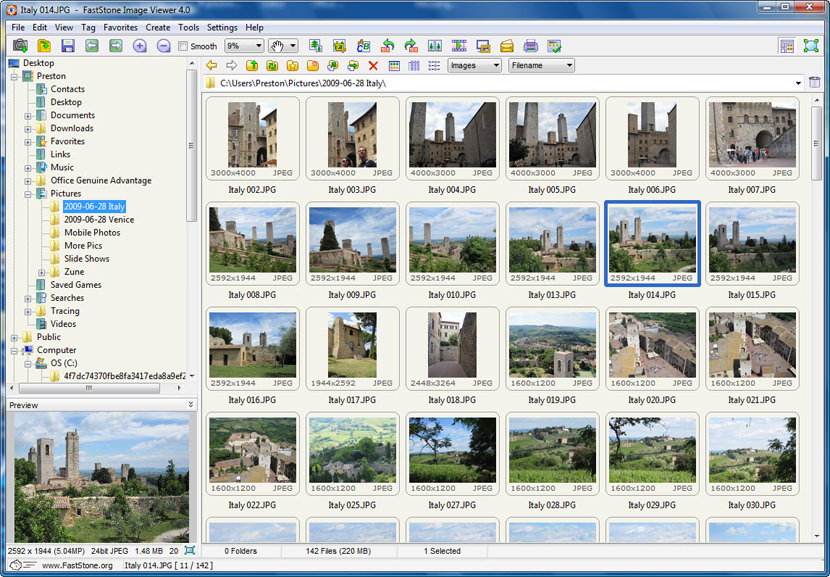 fast stone image viewer acd see free acdsee