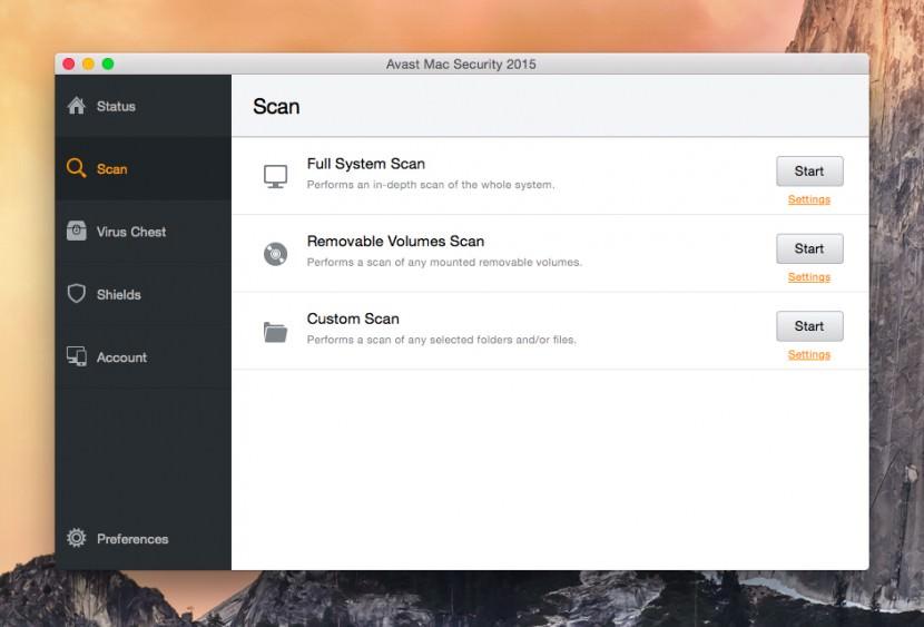 mac antivirus avast Best Free Mac Antivirus Software by Sophos, Avast, Avira, and AVG