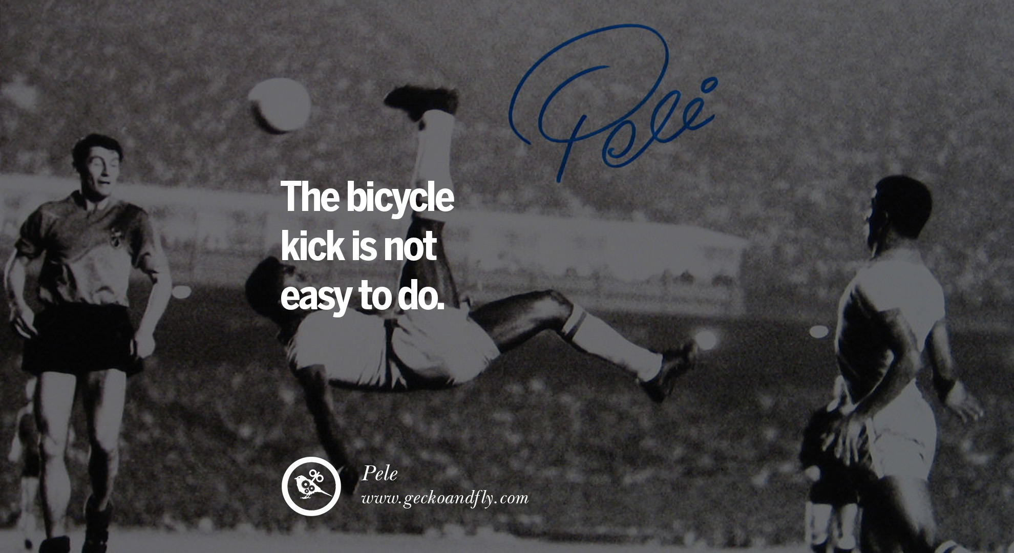 Life Is Not Easy Quotes 12 Inspiring Quotes From Pele The Greatest Football Legend