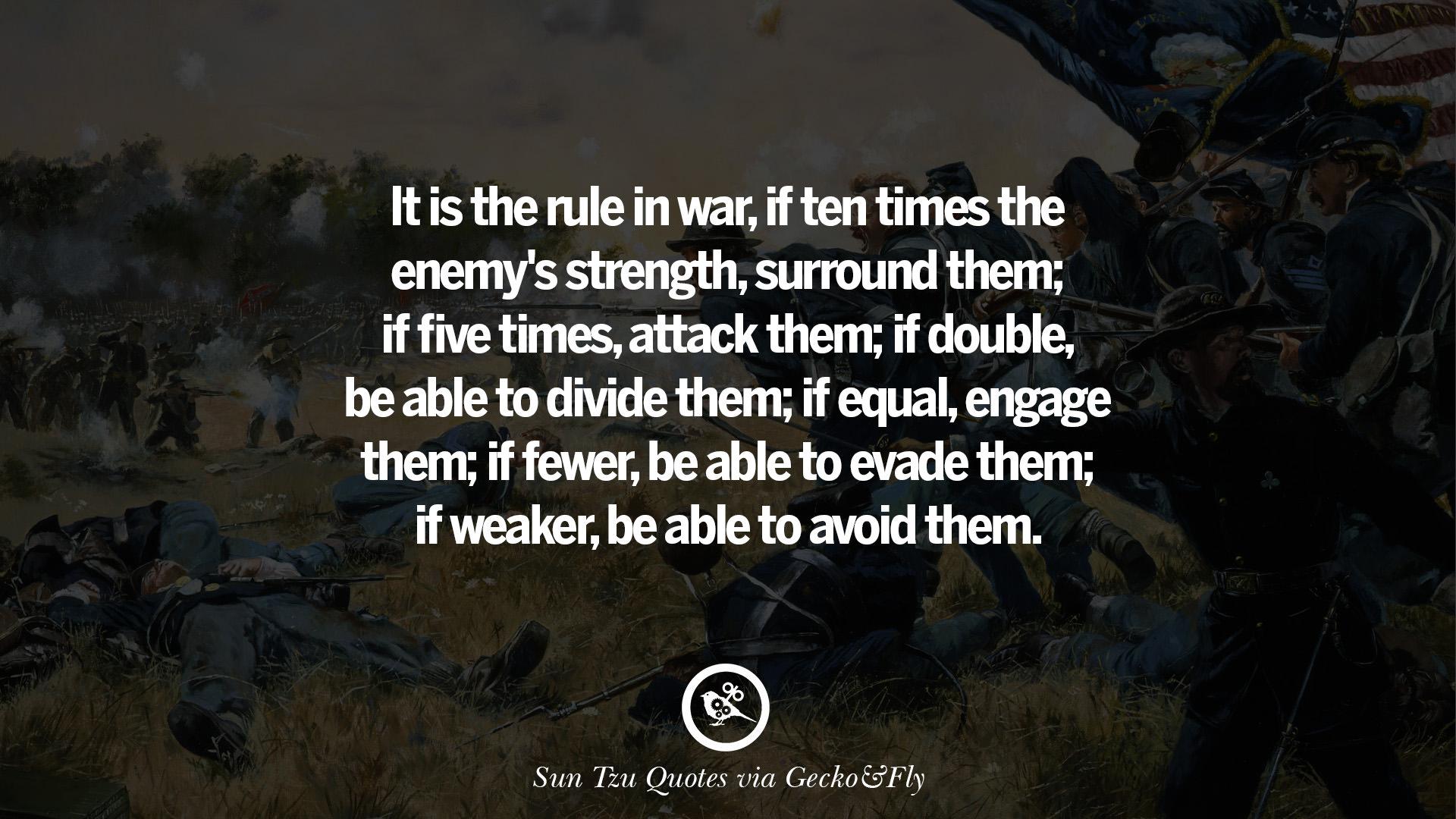 sun tsu art of war Sun tzu is the reputed author of the art of war (of sun wu himself (tzu is an honorific particle.