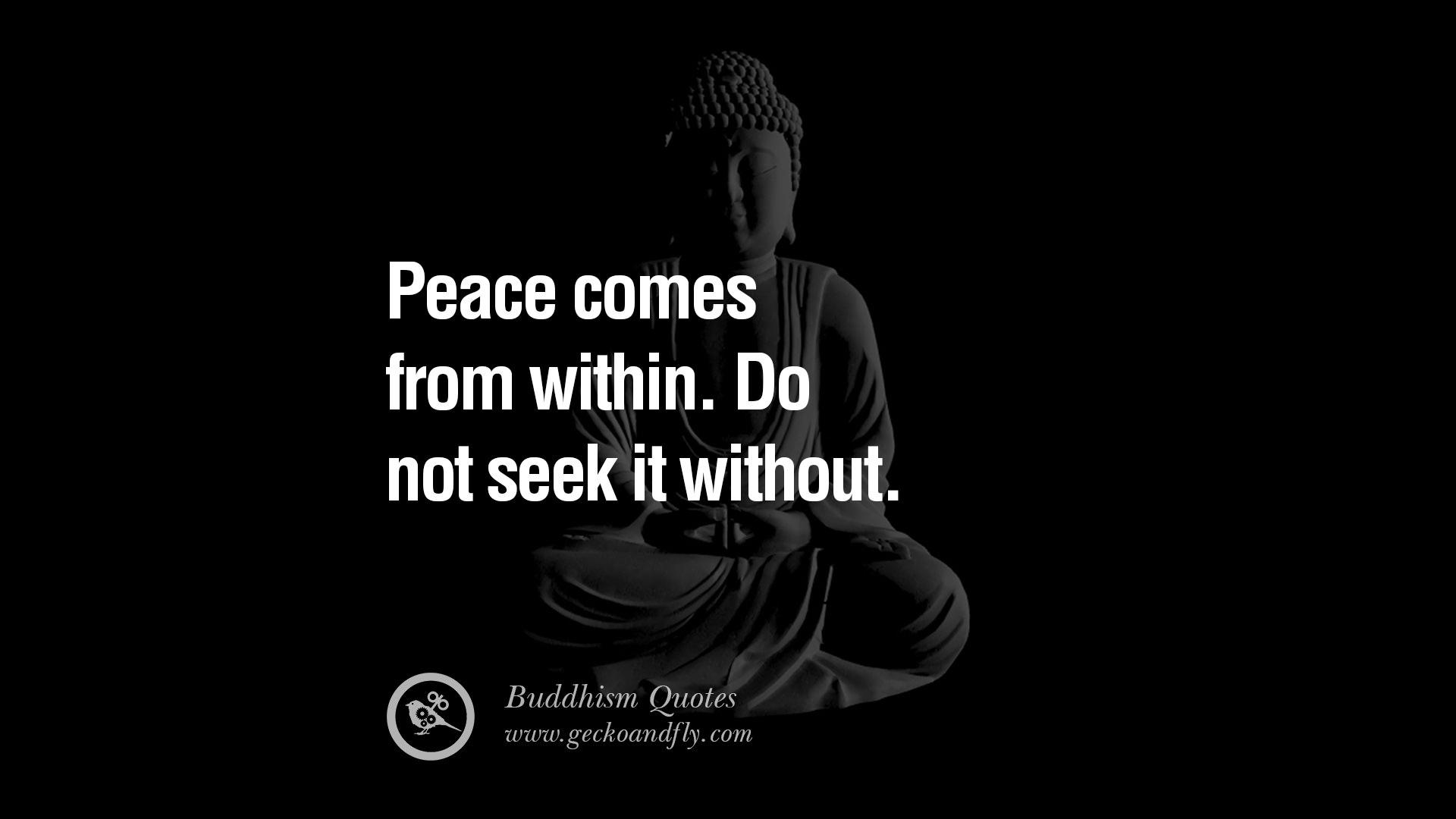 Buddha Buddhism Quote Religion