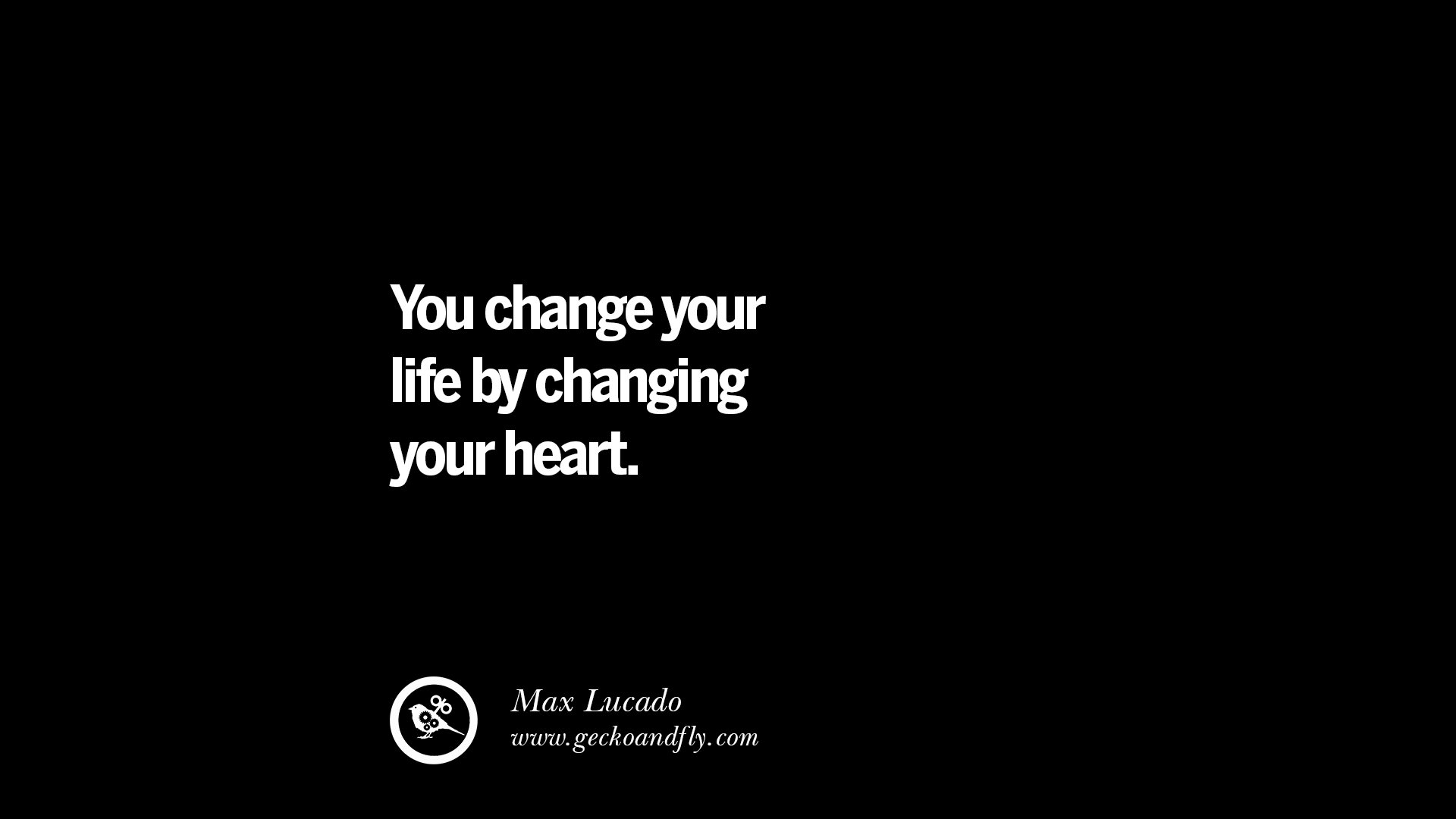 event your life changed you