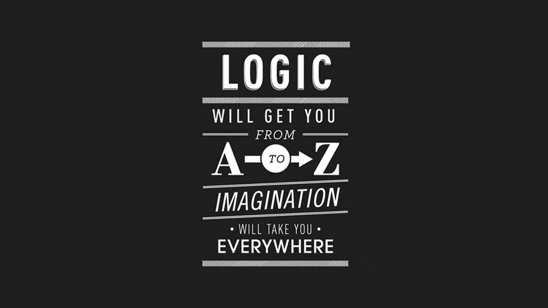 Logic Quotes 35 Famous Positive About Life Wisdom And Successfamous