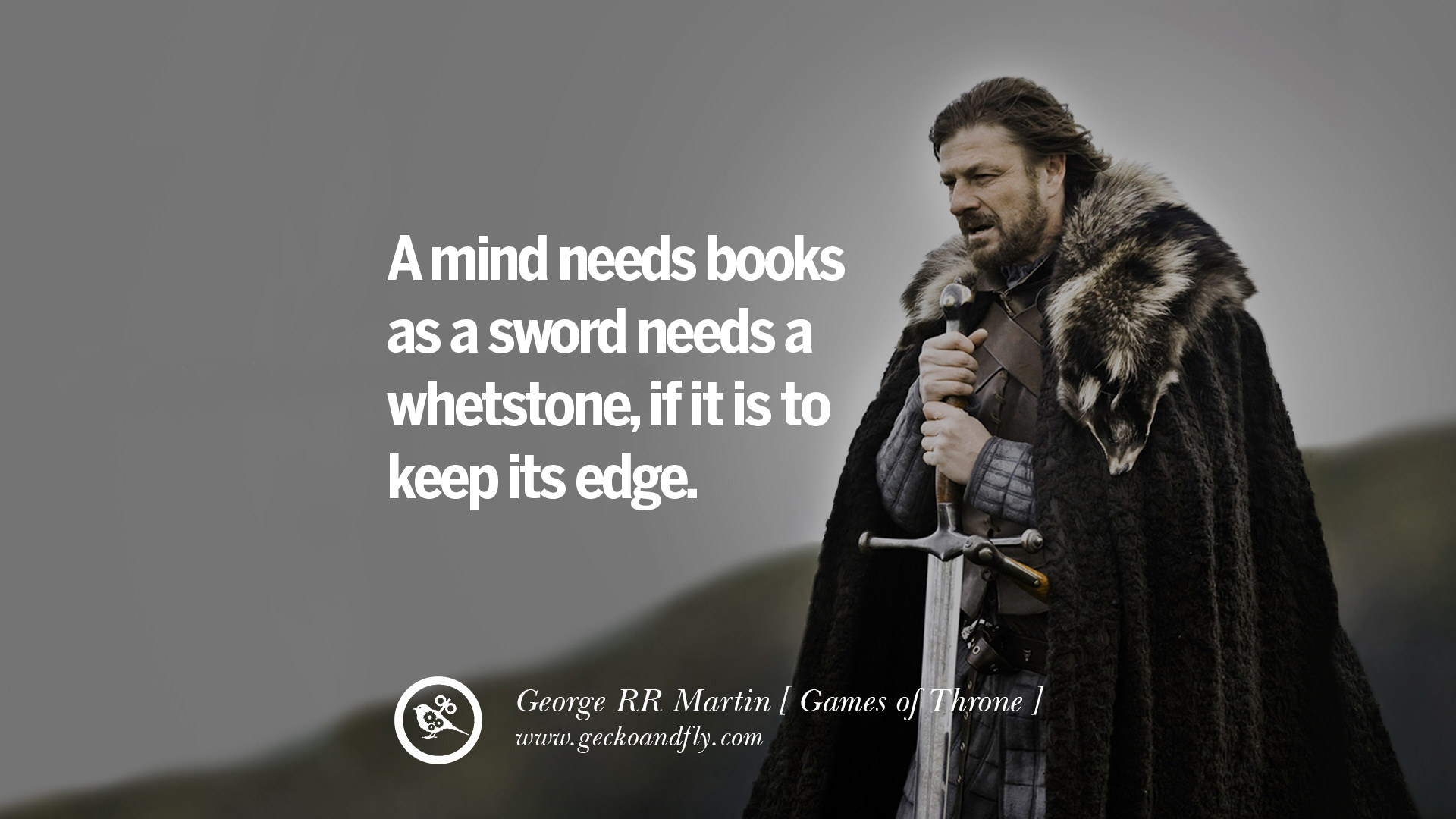 12 A Game Of Thrones Quotes By George RR Martin