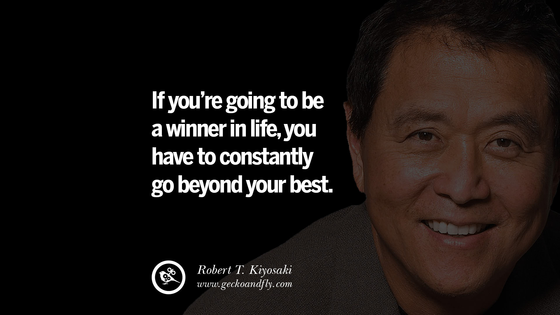 60 Motivational Robert T Kiyosaki Quotes For Selling