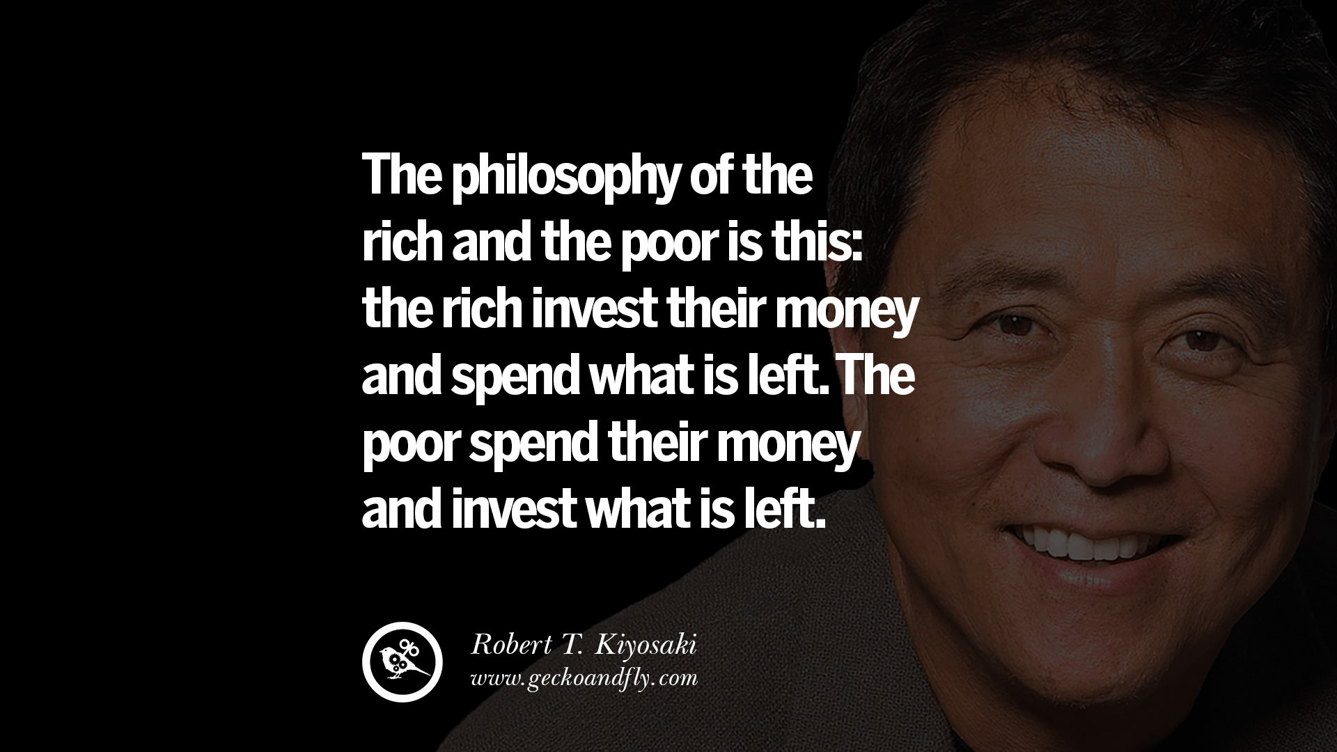 how the rich benefit from the poor If one thinks the only way to help the poor is by taking money from the rich and giving it to the poor, then it is very hard to build a pro-poor policy that is also pro-growth.