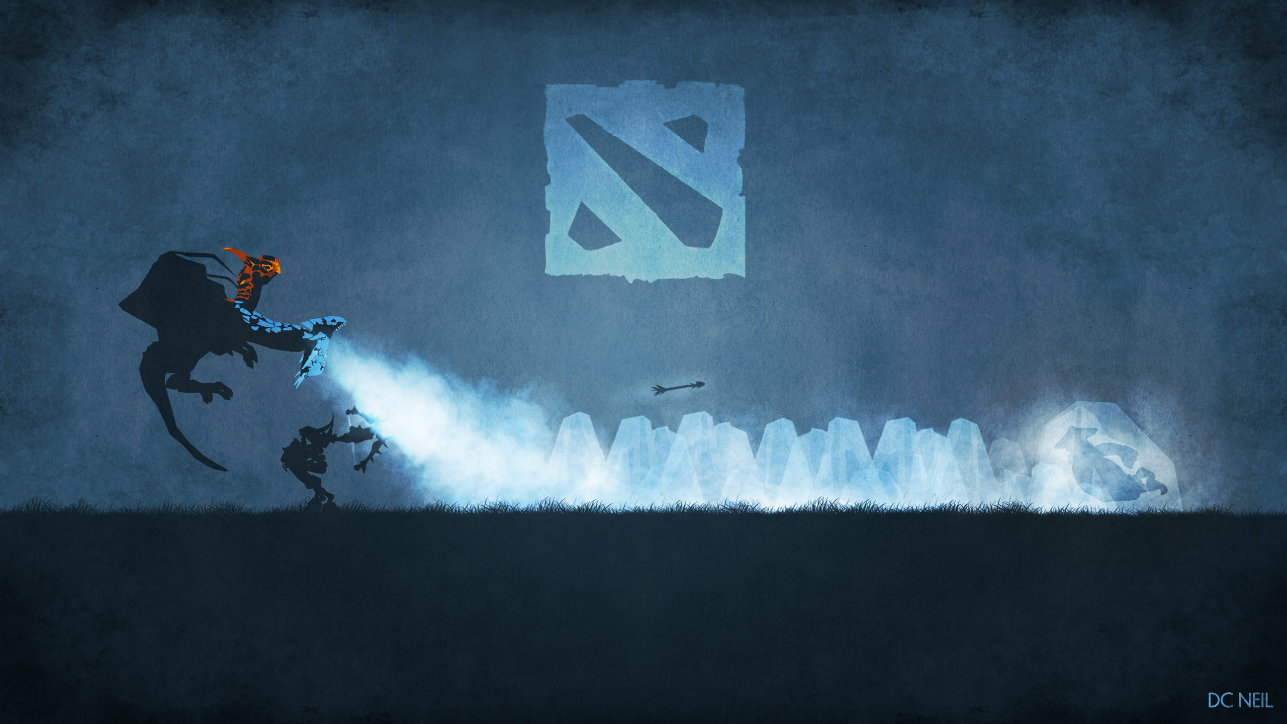 Hd wallpaper dota 2 - Hd Wallpaper Dota 2 33