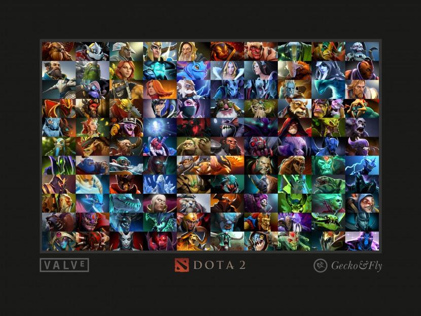 full screen resolution dota geckoandfly wallpaper download poster