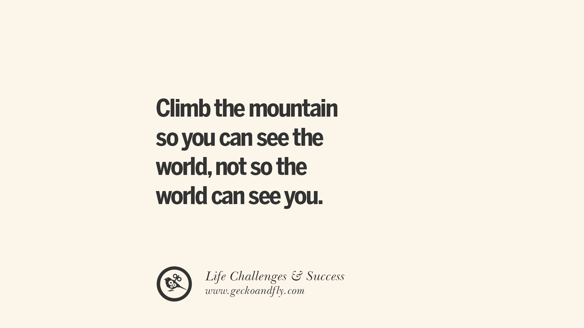 36 inspirational quotes about life challenges and the