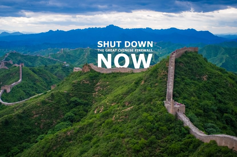 great firewall of china Best VPN Servers In China For Access Facebook, YouTube And Twitter