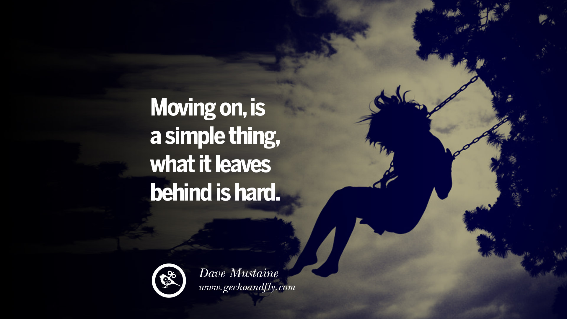 letting go and moving on from a relationship