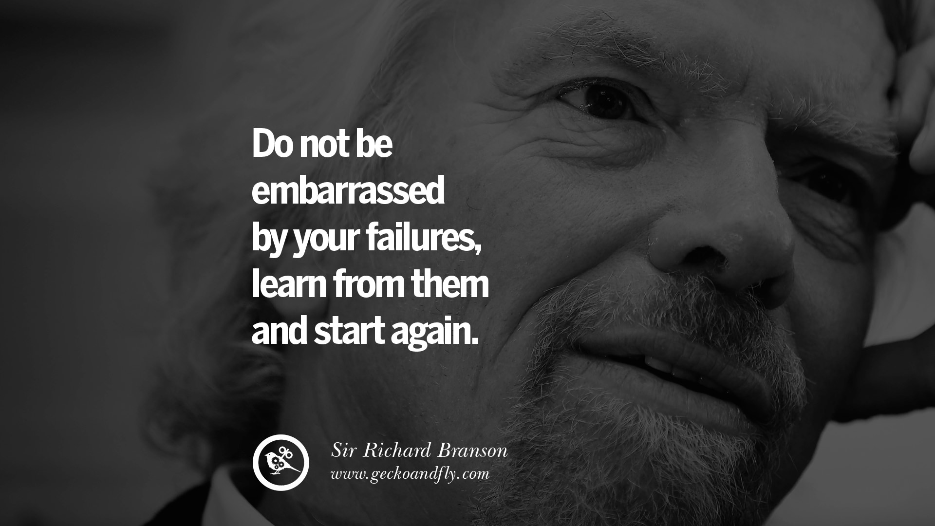 a description of richard branson as an entrepreneur His mother was an entrepreneur  richard branson with his mother eve, and the board of directors of the international centre for missing & exploited children.