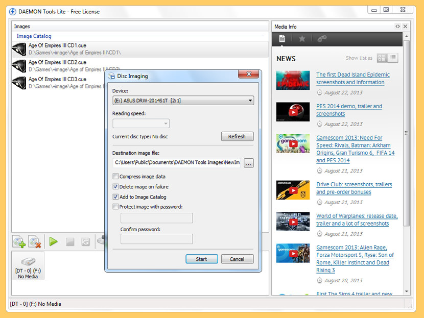 5 best iso mounting free software for creating virtual cd - Daemon tools lite free download for windows 7 ...