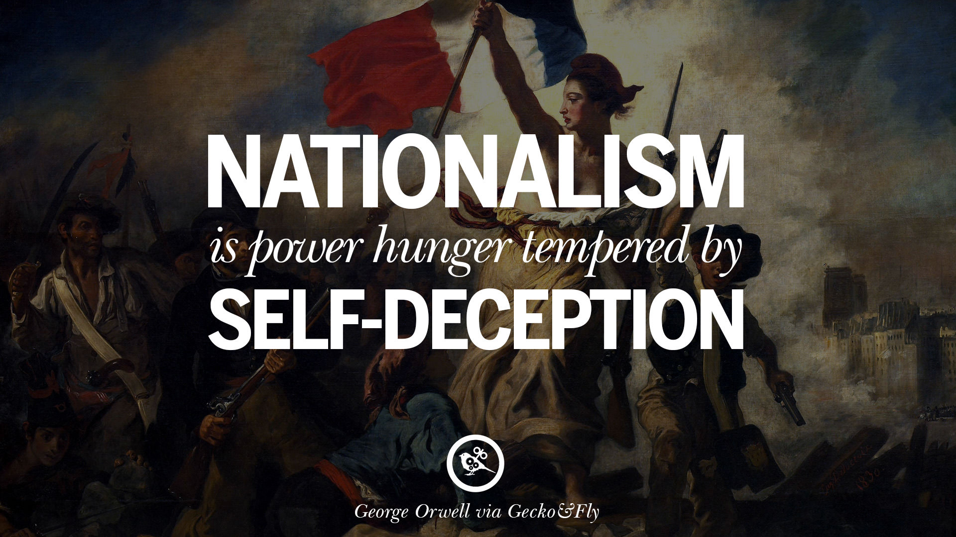 23 Best George Orwell Quotes From 1984 Book On War Nationalism