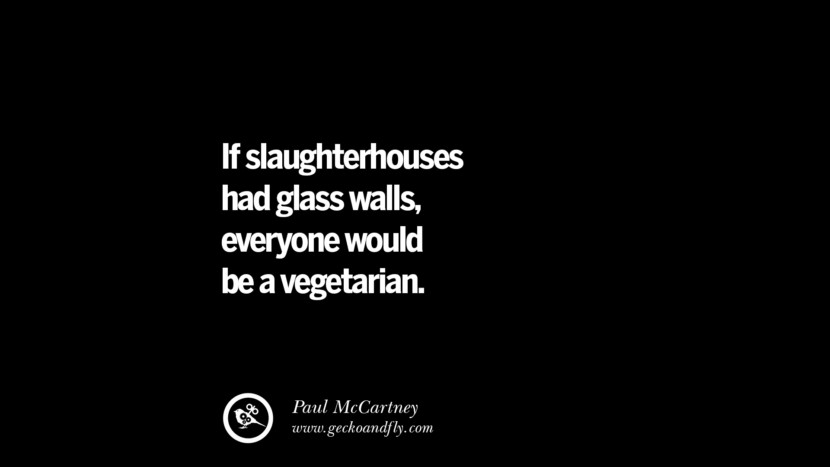20 Quotes On Vegetarianism Being A Vegetarian And Killing