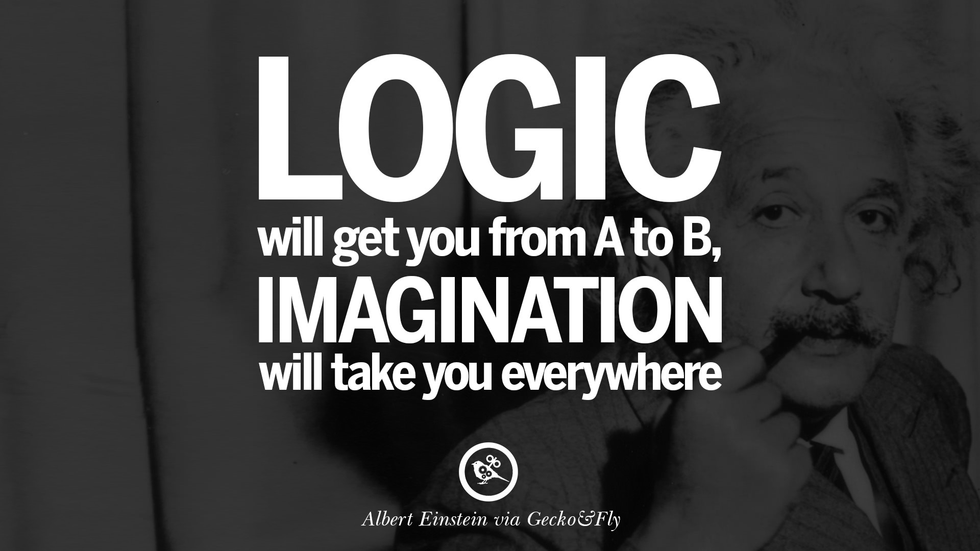 the many quotes of albert einstein As albert einstein once said, don't believe every quote you read on the internet, because i totally didn't say that today would have been einstein's 135th birthday, and to celebrate, we have nine quotes incorrectly attributed to einstein that you may have seen swirling around the internet lately .