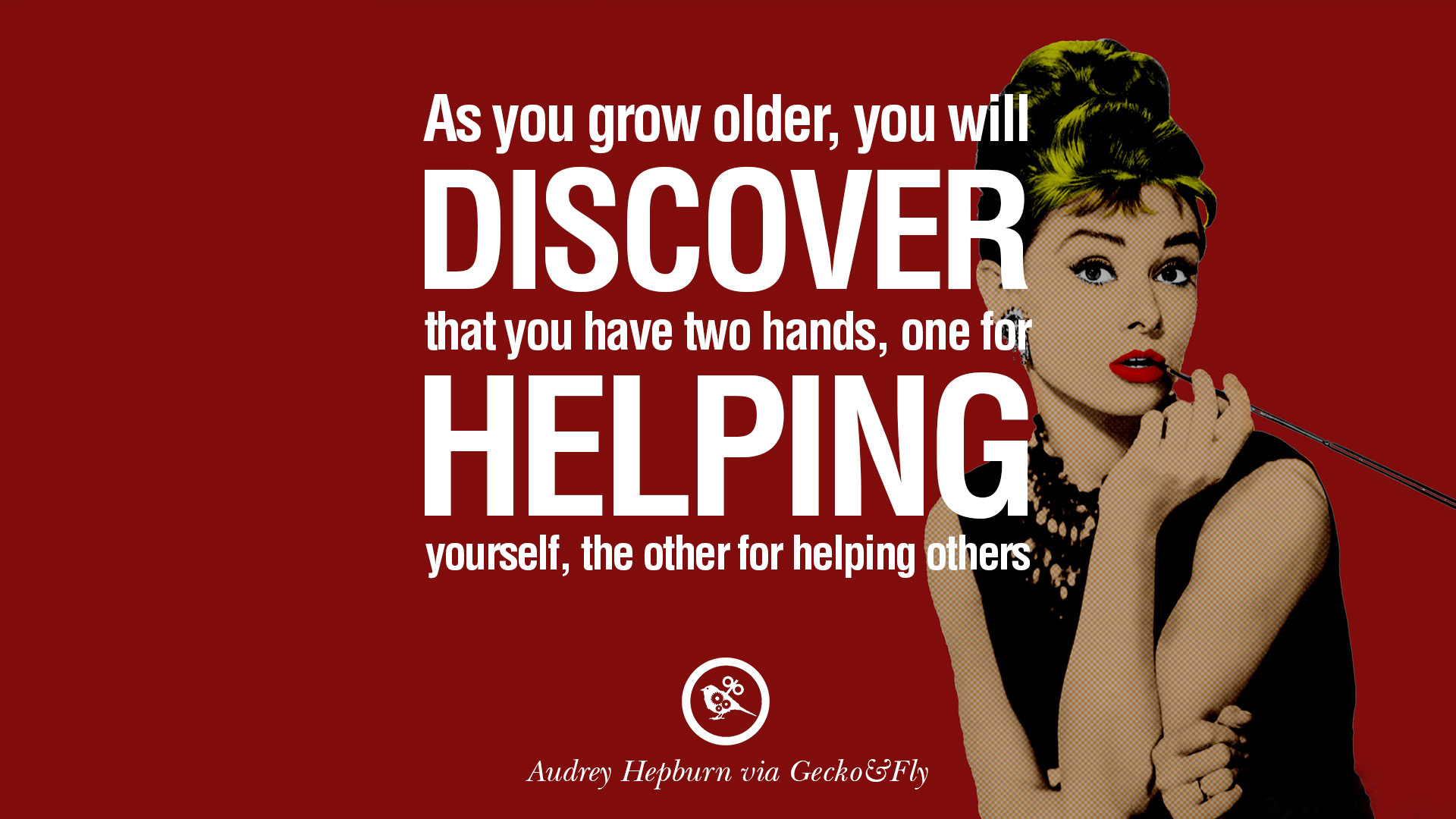 10 Fashionable Audrey Hepburn Quotes On Life, Fashion -6704