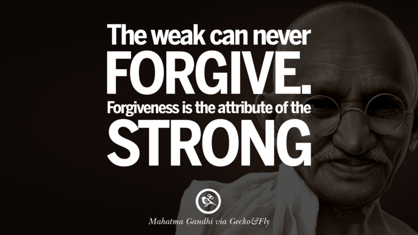 20 Mahatma Gandhi Quotes And Frases On Peace Protest And