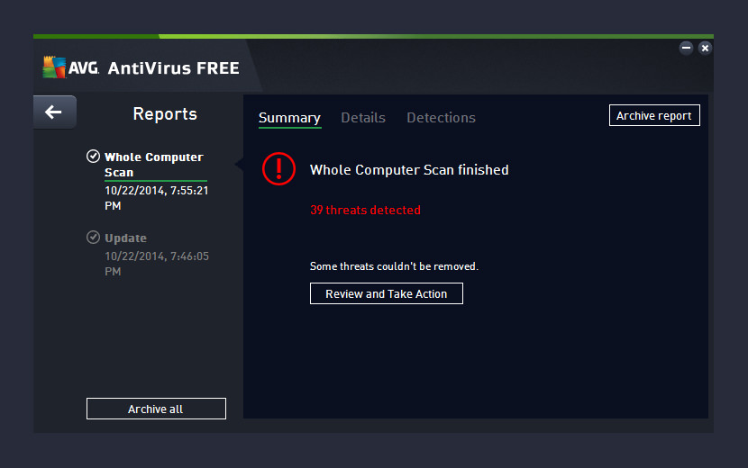 avg malware removal free download